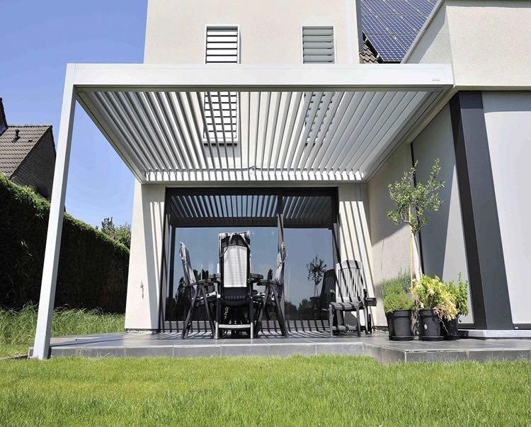 vente pergola aluminium Bretagne
