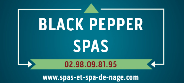BLACK PEPPER SPAS